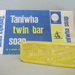 Taniwha twin bar soap with packaging; Taniwha Products Limited; OHS OJ007