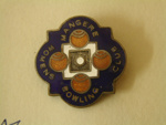 Membership Badge, Mangere Women's Bowling Club; MHS OJ014