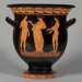 Bell-Krater; Attributed to the Cyclops Painter; ca. 420-410 BC; 18.53