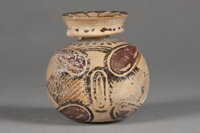 Aryballos ; ca. 575-550 BC; 33.55