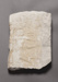 Fragment of a Limestone Relief; 2650 to 2150 BCE; 115.71