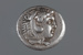 Coin, silver tetradrachm, Alexander the Great; Late 4th Century BC; 202.06.4