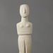 Figurine; Ministry of Culture Archaeological Receipts Fund; ca. 1988-1989 AD.; CC1
