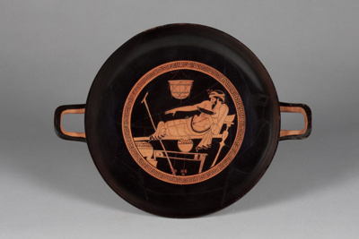 Kylix; Foundry Painter; 480 BC; 17.53