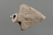 Fragment of a lamp handle; 50-135 CE; 94.68