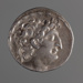 Coin, silver tetradrachm, Antiochus VIII; Late 2nd to early 1st Century BC; 180.96.6