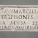 Funerary Inscription; Early 1st Century CE; 112.71