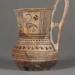 Tankard; ca. 750-725 BC; 37.56