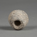 Spindle whorl; 21st Century BC; 60.58