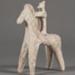 Figurine; Mid 6th century BCE; 35.55