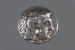 Coin, silver tetradrachm, Alexander the Great; Late 4th Century BC; 202.06.3