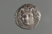 Coin, silver drachm; Early to mid 4th Century BC; 180.96.3