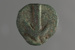 Coin, aes grave, uncia; Mid 3rd Century BCE; 180.96.1