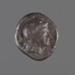 Coin, silver tetrobol, Athens; Early 3rd Century BC; 202.06.5