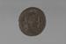 Coin, bronze follis, Constantine II; 323-324 CE; 180.96.34