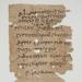 Papyrus; ca. 161 AD; 67.64