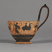 Kyathos ; In the manner of the Haimon Painter; ca. 499-450 BC; 2.53
