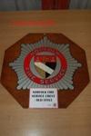 Appliance brigade crest - Norfolk Fire Service; NFMBDM2013