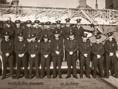 Photo Album - Station Officer Jackson; NFMBDM2012.11