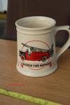Commemorative Mug - Cromer Fire Station; NFMBDM2012.13
