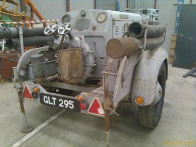 Trailer Pump - Godiva FP 500; NFMVTP2012.2