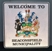 Welcome to Beaconsfield Municipality; c.1985; BMHC_12582