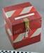Detonator box; c.2010; BMHC_12955