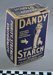 'Dandy' starch box; Maize Products; 1920-1940; BMHC_12898
