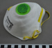 Disposable respirator; Prosafe; c. 2010; BMHC_12967
