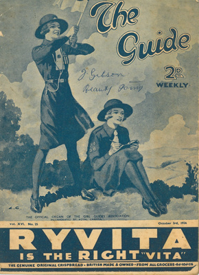 'The Guide', 3 October, 1936; 1936; BMHC_11135