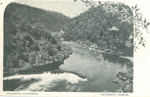 Cataract Gorge; Examiner, The; 22-04-1908; BMHC_12665