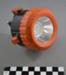 Miner's cap lamp; RFG; c. 2010; BMHC_13230