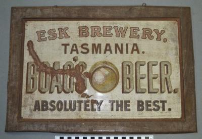 Advertising sign; J. Boag & Son; BMHC_14282