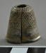 Thimble; 19th century; BMHC_13005