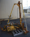 Diamond drill rig (incomplete); c.1996; BMHC_11944