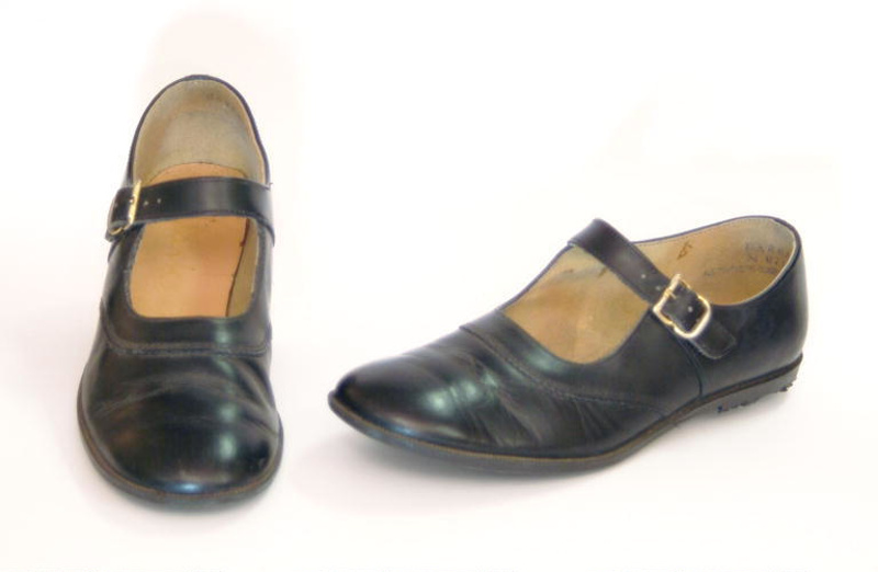 Childrens Leather School Shoes