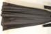 Underskirt, black silk/wool bombazine; c. 1895; 2014.85.1