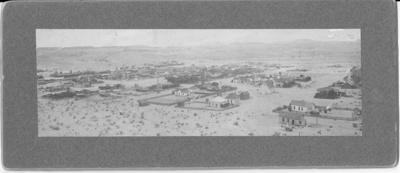 Panoramic of Kingman, Ca. 1890; 15815