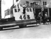 "15310A BPOE float  ""Dig-N-Doggie Days"" Parade; c. 1947; 15310"