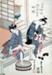 Two Young Girls at Their Toilette; Kiyohiro, Torii, Asian, Japanese; Edo period-Meiji Restoation; HU 76.07.10