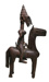 Equestrian (So Tigui) ; African, Bamana; Early to mid 20th century ; HU 2010.1.4