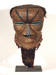Helmet Mask (Bwoom); African, Kuba; 19th-20th century; HU 96.56