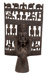 Kwonro Headdress; African, Senufo; 20th century; HU 66.1