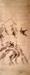 Three Swallows and a Tree Branch from a set of three kakemono; Asian, Japanese; Edo period; HU 70.25.3
