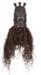Bundu Mask for Sande Society; African, Mende peoples; 20th century; HU 83.8