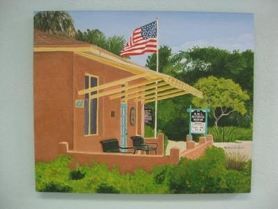 Painting; Marlane Wurzbach; 2013.1.684