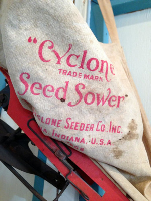 Sower, Seed; 2013.1.193