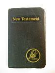 Book; American Bible Society; early 20th century; 2013.1.127