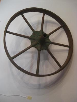 Wheel, Spoke; 2013.1.109
