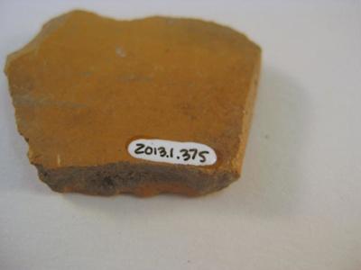 Potsherd; 2013.1.375